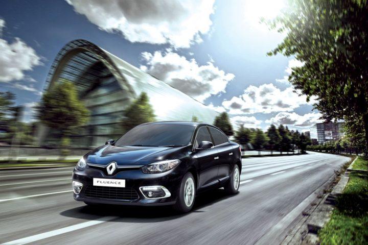 2014 Renault Fluence Facelift Front Left Quarter