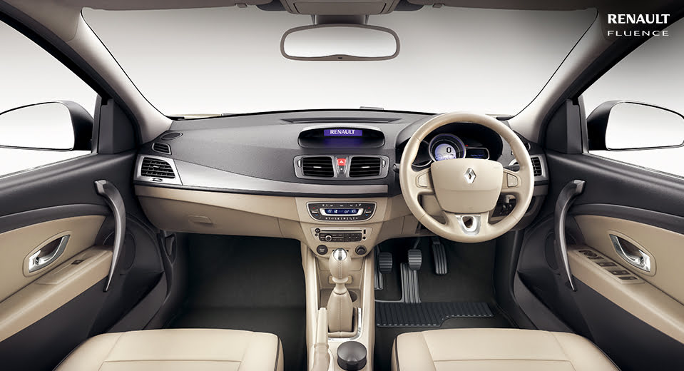 2014 renault fluence facelift launched in india. Black Bedroom Furniture Sets. Home Design Ideas