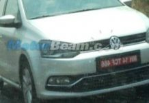 2014 Volkswagen Polo GT TDI Spy Shot Featured Image