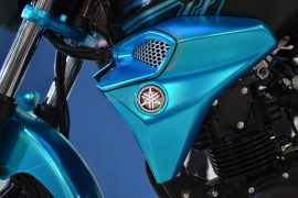 2014 Yamaha FZ-S Concept Air-Scoop