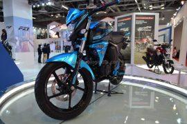 2014 Yamaha FZ-S Concept Front Left Quarter