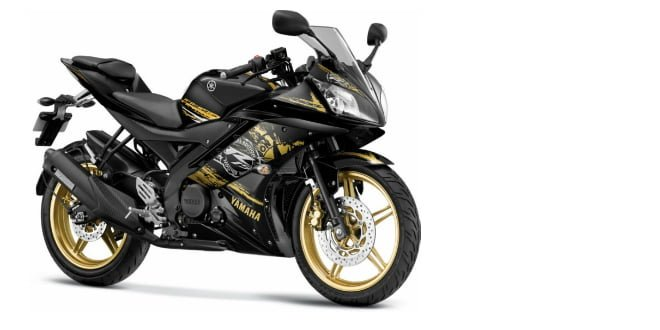 New Yamaha R15 v3 Yamaha R15 2.0 Gets New Paint