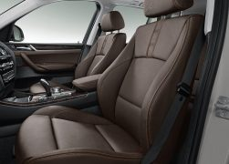 2015 BMW X3 Interior Driver Seat