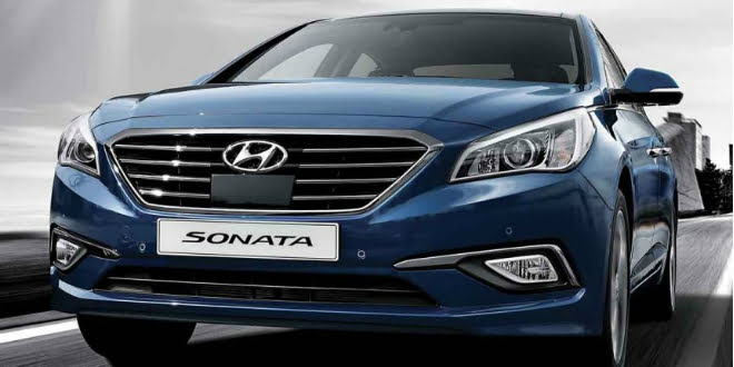 2015 Hyundai Sonata Unveiled – Photos, Details Inside