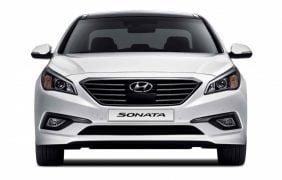 2015 Hyundai Sonata Front