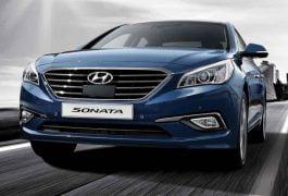 2015 Hyundai Sonata Front Left
