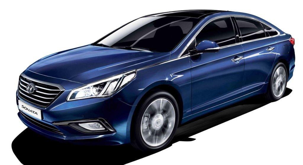 2015 Hyundai Sonata Unveiled Photos Details Inside