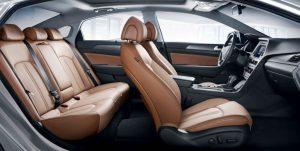 2015 Hyundai Sonata Interior Cabin