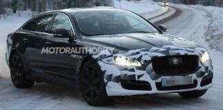 2015 Jaguar XJ Facelift Featured Image