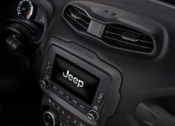 2015 Jeep Renegade Centre Console