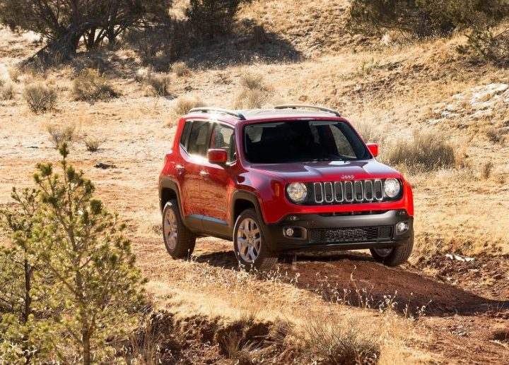 Jeep India Launch - Renegade Launch in India