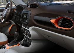 2015 Jeep Renegade Interior Dashboard