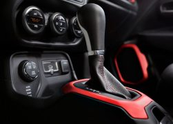 2015 Jeep Renegade Interior Gear-lever