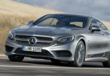 2015 Mercedes-Benz S-Class Coupe Featured Image