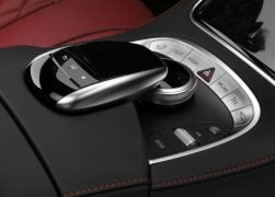 2015 Mercedes-Benz S-Class Coupe Interior Touch Pad Controller