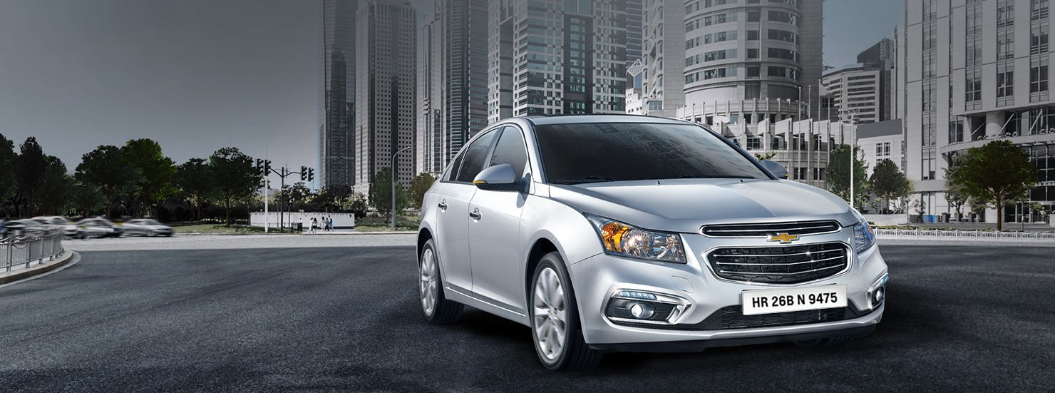 Chevrolet Cruze Facelift Prices Reduced