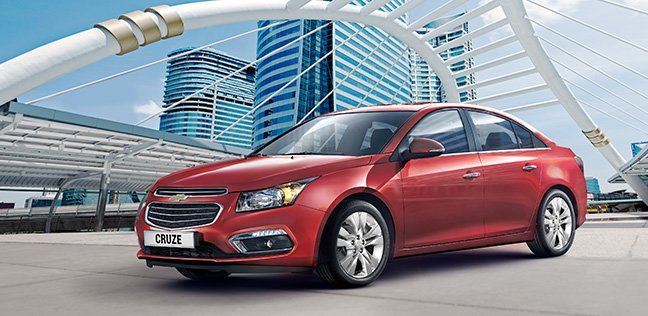 Chevrolet Cruze Facelift Prices Reduced!