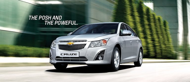 Chevrolet Cruze Recalled Silently In India
