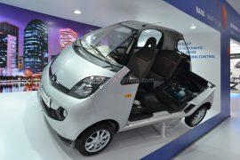 Tata Nano Twist AMT Front Left Quarter