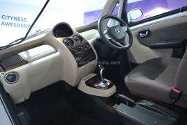 Tata Nano Twist AMT Interior Front Cabin