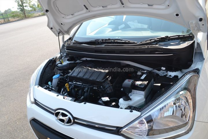 hyundai grand i10 prime specifications - engine bay