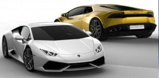 Lamborghini Huracan LP610-4 Featured Image
