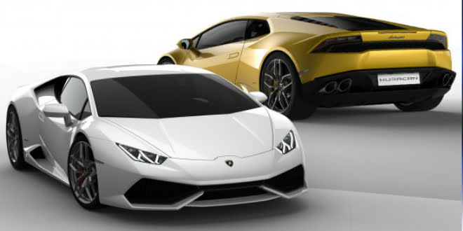 2015 Lamborghini Huracan LP610-4 Launched