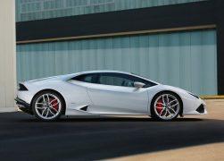 Lamborghini Huracan LP610-4 Right Side Profile