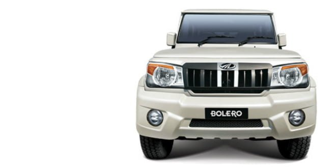 Mahindra Bolero Special Edition Featured Image