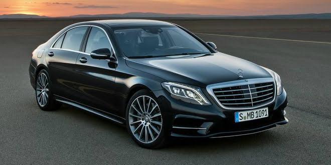 2015 Mercedes-Benz S-Class Local Assembly Begins