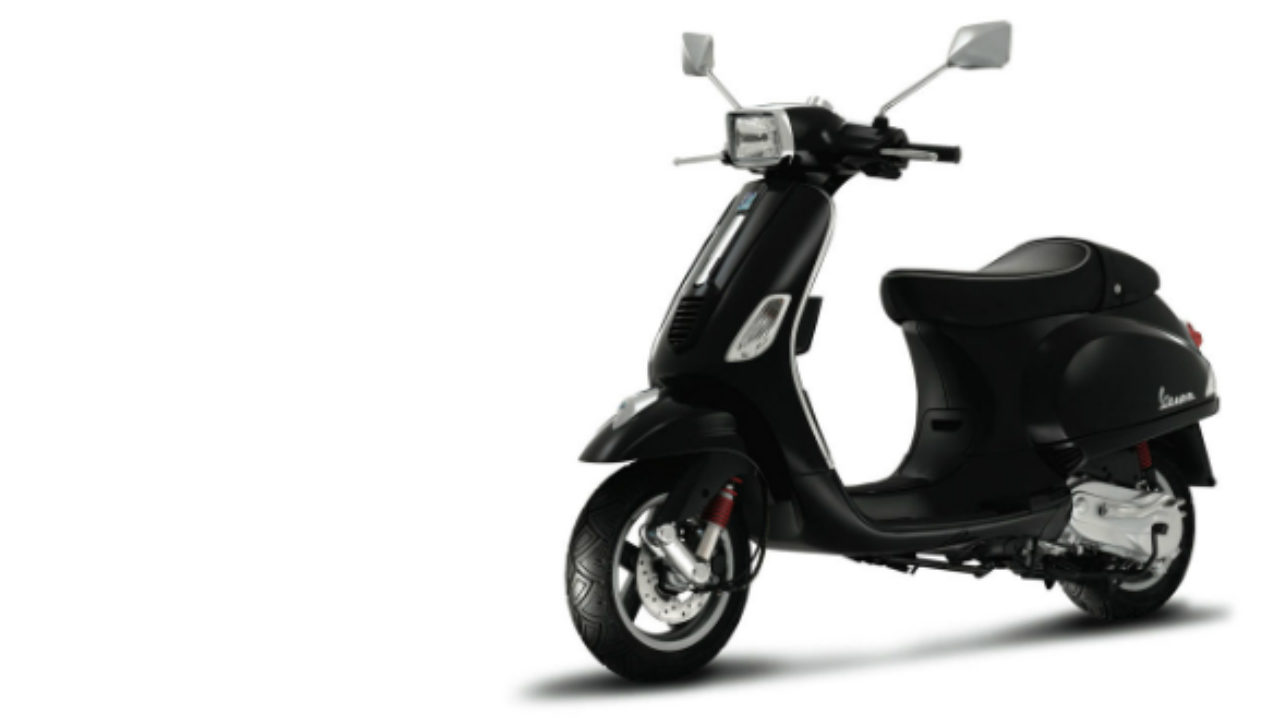 Piaggio Vespa S 125 Launched in India