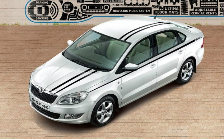 Skoda Rapid Ultima Limited Edition
