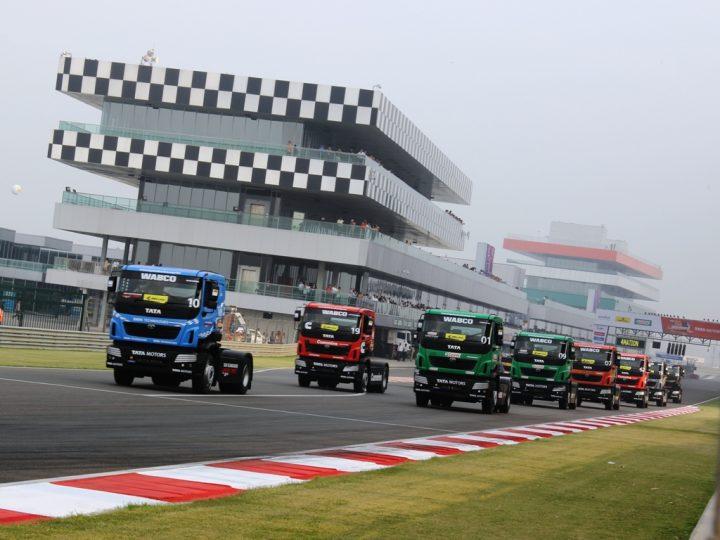 Tata T1 Prima Truck Racing Championship Start
