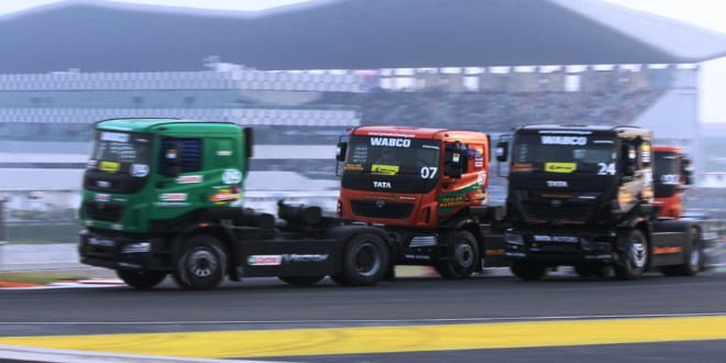 A Look At The Tech Behind The T1 Prima Race Trucks With Tata Technologies