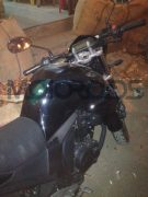 Yamaha FZ-S Facelift Spy Shot Tank and Instrument Cluster