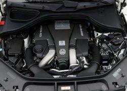 2013 Mercedes-Benz GL63 AMG Engine