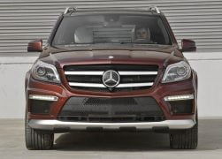 2013 Mercedes-Benz GL63 AMG Front