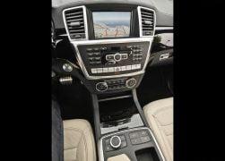 2013 Mercedes-Benz GL63 AMG Interior Centre Console