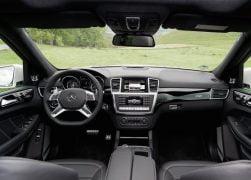 2013 Mercedes-Benz GL63 AMG Interior Front Cabin