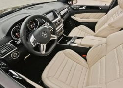 2013 Mercedes-Benz GL63 AMG Interior Front Cabin Driver Side View