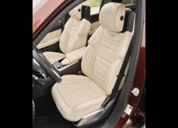 2013 Mercedes-Benz GL63 AMG Interior Front Cabin Seats