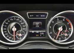 2013 Mercedes-Benz GL63 AMG Interior Instrument Cluster