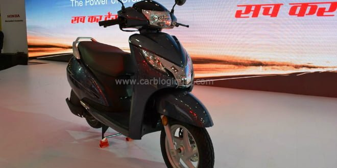Honda Activa 125cc Variant India Launch By End-April 2014, Bookings Begin