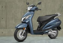 New Honda Motorcycle in India Activa 125