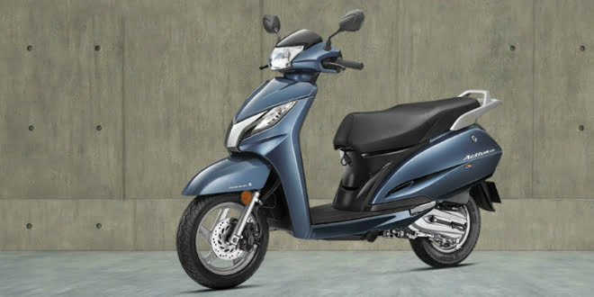 Honda Activa 125 Price, Photos, Specification; Launch on ...