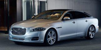 2014 Jaguar XJ Featured Image