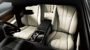 2014 Jaguar XJ Interior Front Cabin