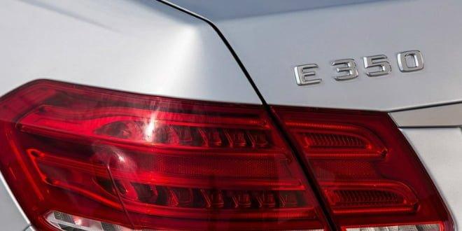Mercedes-Benz E 350 Sedan On Its Way?
