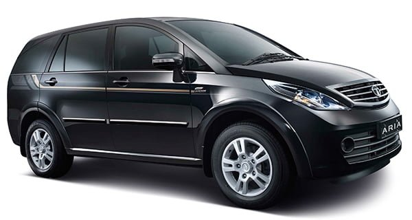 2014 Tata Aria Front Right Quarter