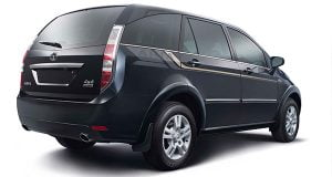 2014 Tata Aria Rear Right Quarter